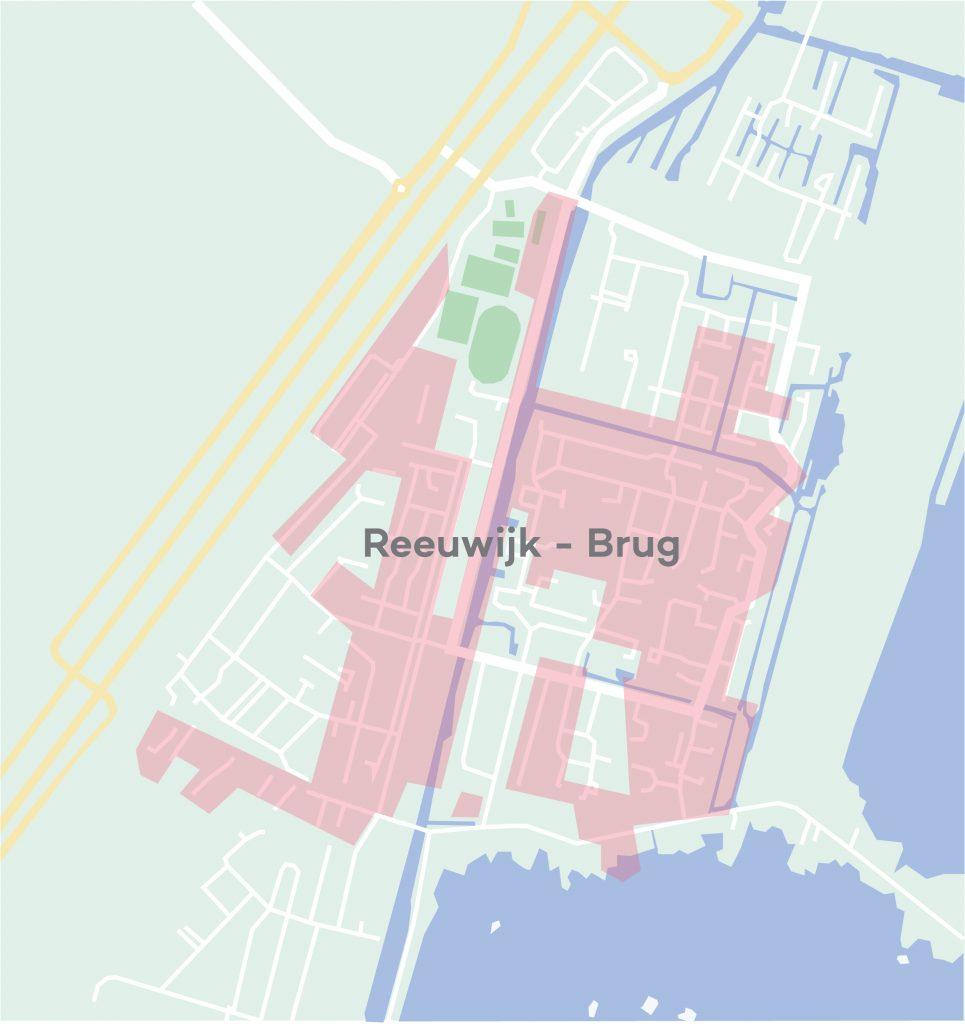 Glasvezelcampagne van Delta Fiber Netwerk in Reeuwijk-Brug